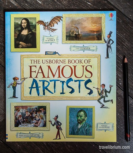 The Usborne book of famous artists. Book of Famous Artists