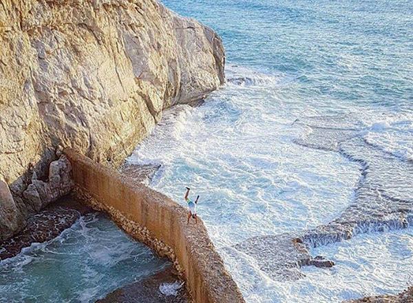 חוף נקורה לבנון