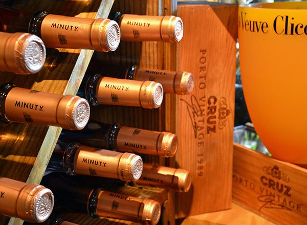 wine cellar ladera resort st lucia