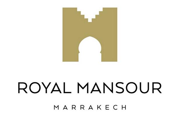 royal mansour hotel morocco logo