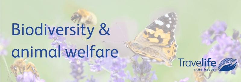 Biodiversity & animal welfare