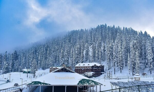 Gulmarg - most coldest place in India right now