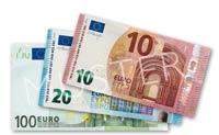 Europäische Währung, Euro, EUR, european currency