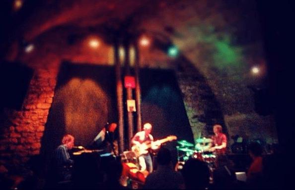 jazz bars prague
