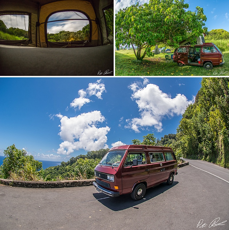 maui vw camping