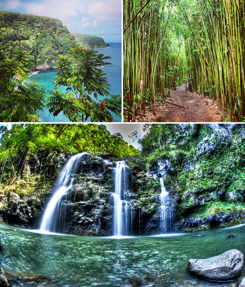 tips for driving road to hana
