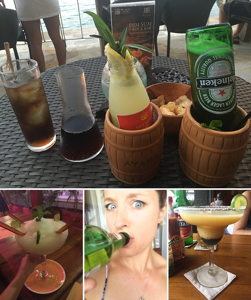is alcohol expensive in bali