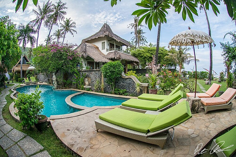 Ditching the Crowds for Amed, Bali