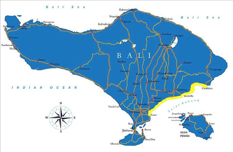 moving to east coast bali
