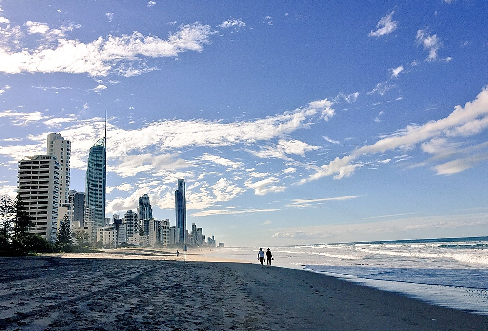 gold coast australia living
