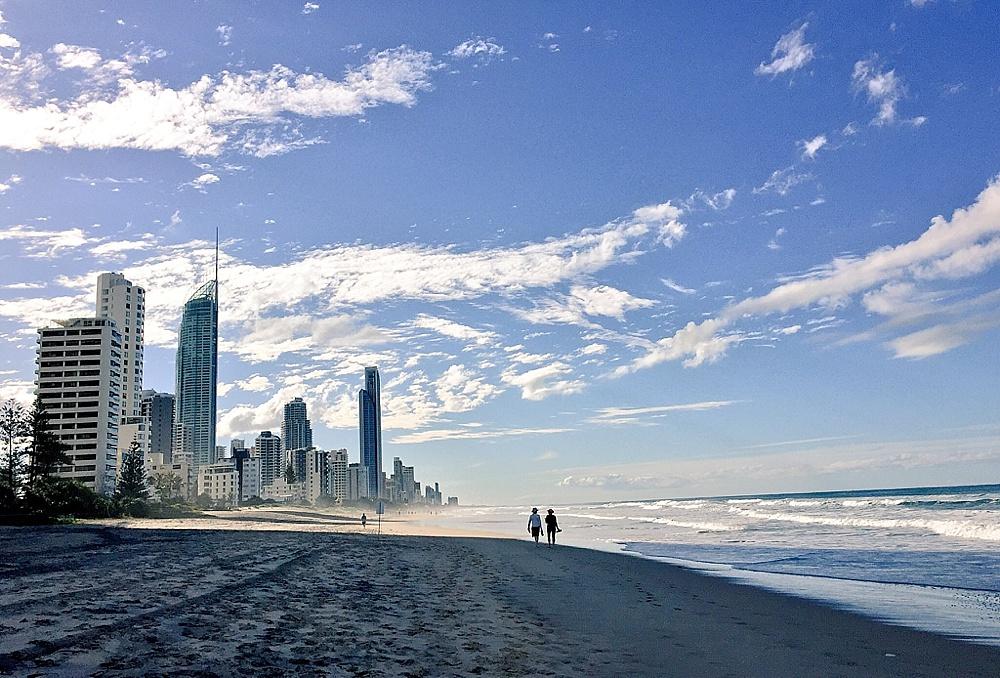 gold coast australia living