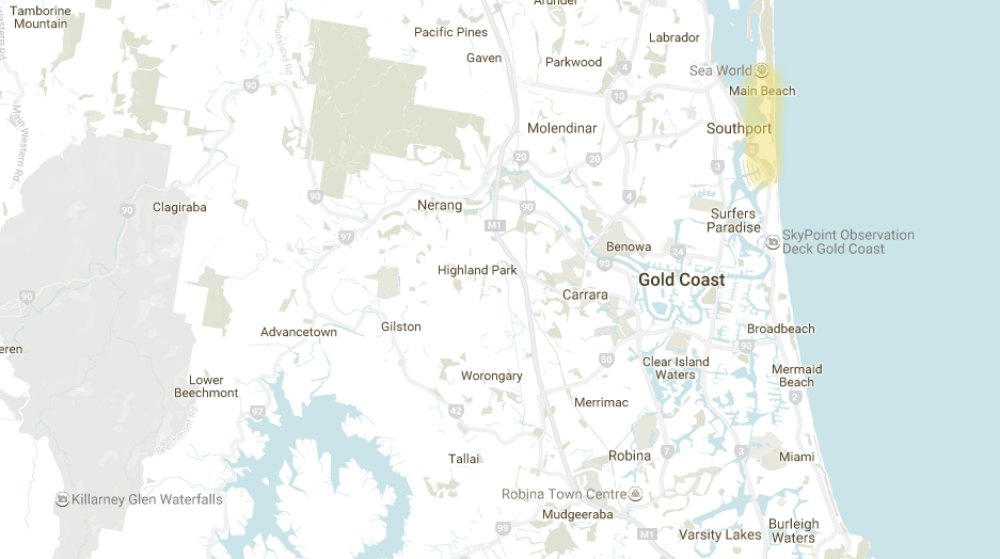 gold coast australia best towns