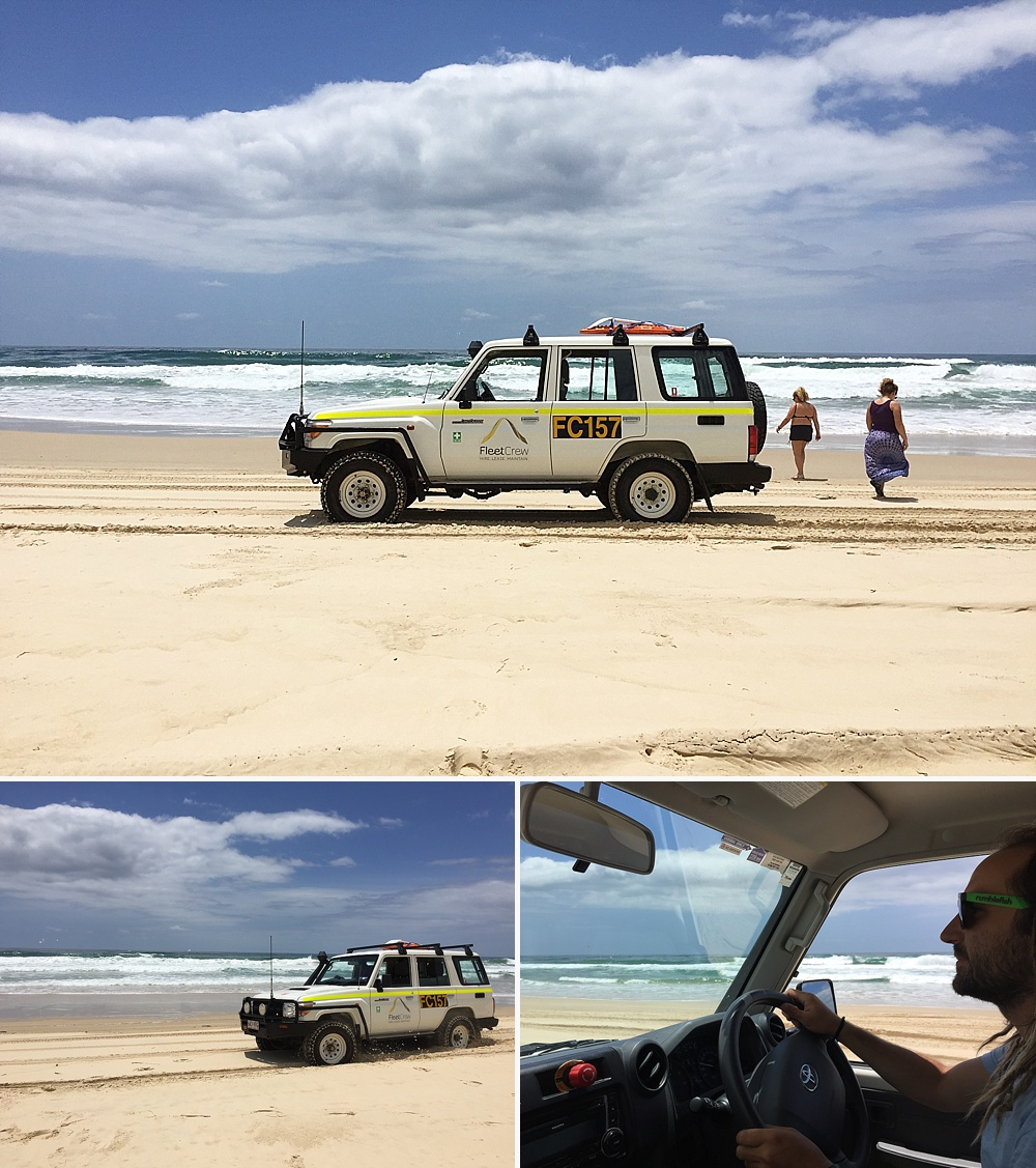 best beaches north stradbroke island