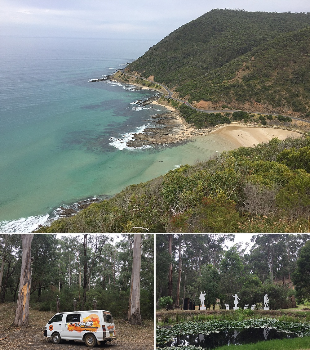 Camping Australia's Great Ocean Road | Travelin' Fools
