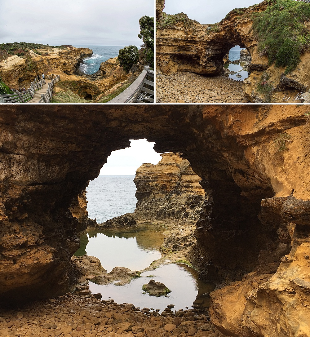 visiting great ocean road