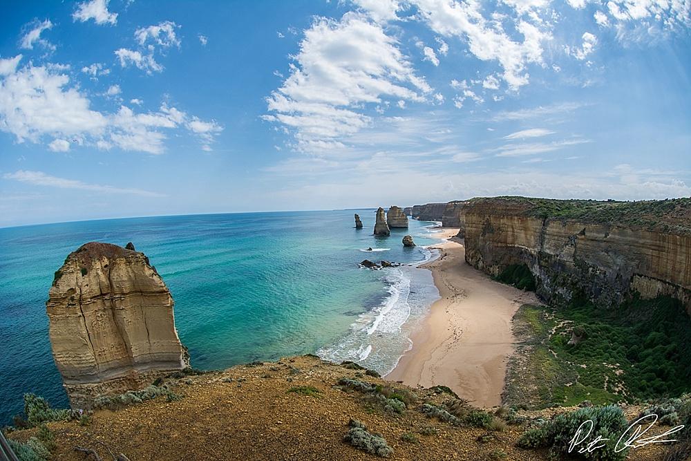 Camping Australia's Great Ocean Road   Travelin' Fools