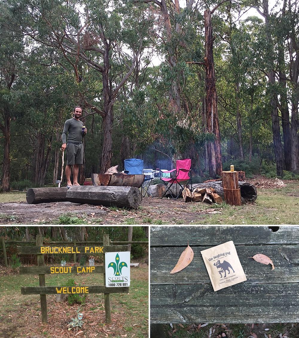 Camping Australia's Great Ocean Road | Travelin' Fools