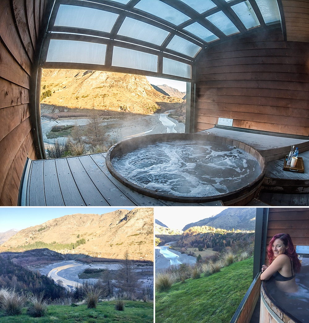 hot pools queenstown
