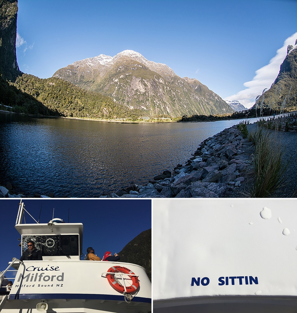 milford sound bbq bus review