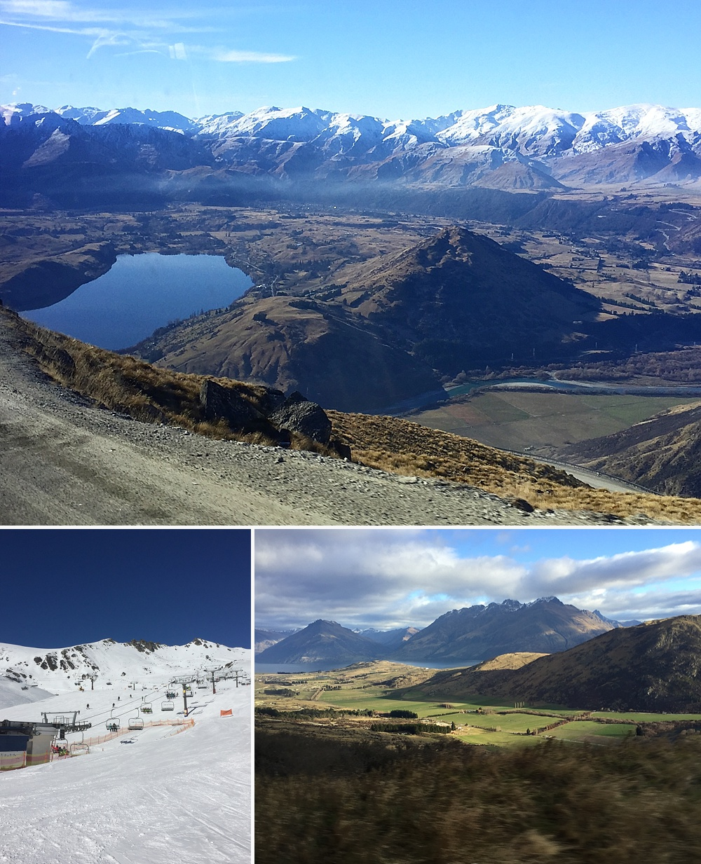 queenstown ski fields