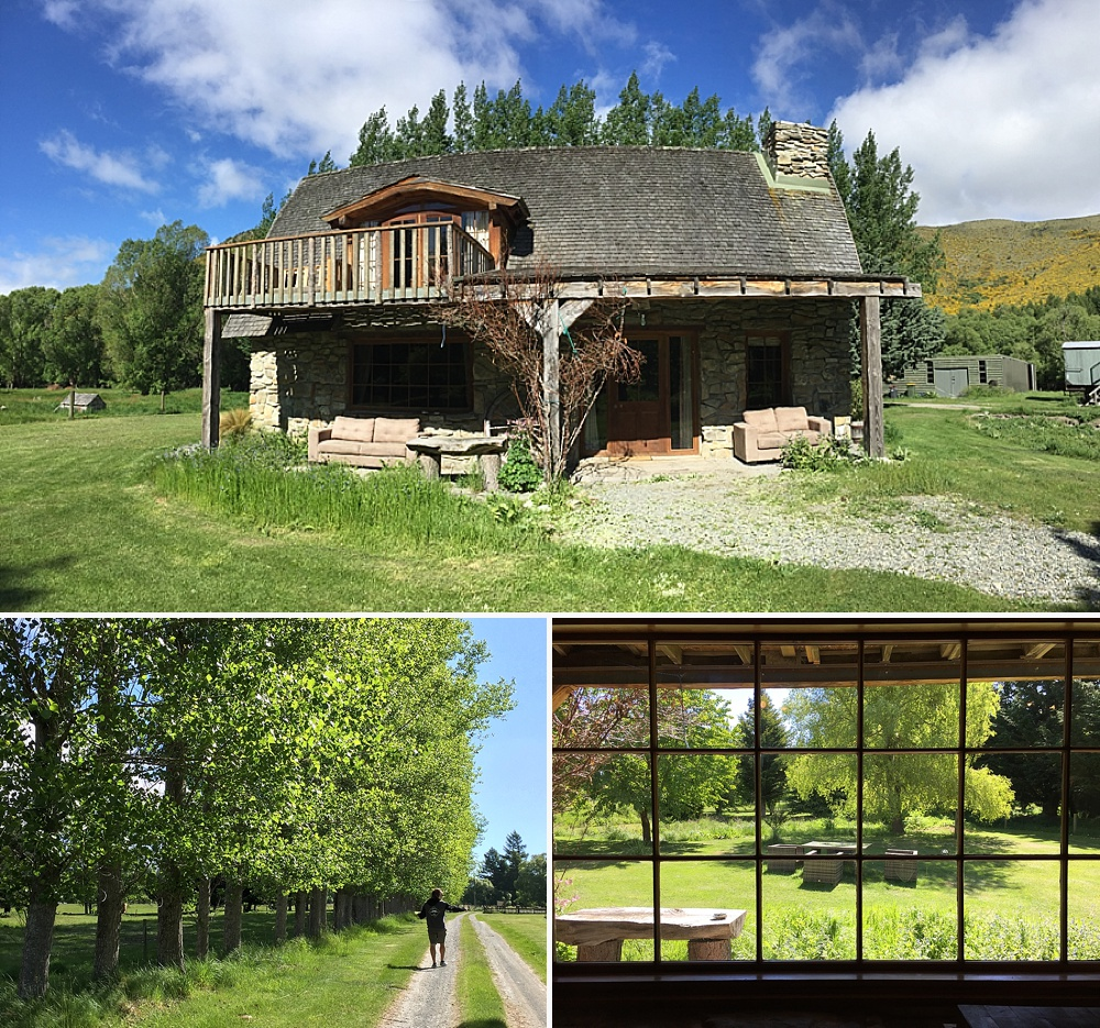 where to stay near lake tekapo