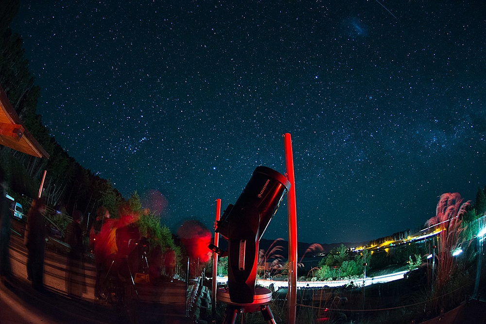 stargazing tekapo springs