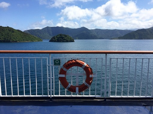 Ferry Travel Between New Zealand's South & North Island