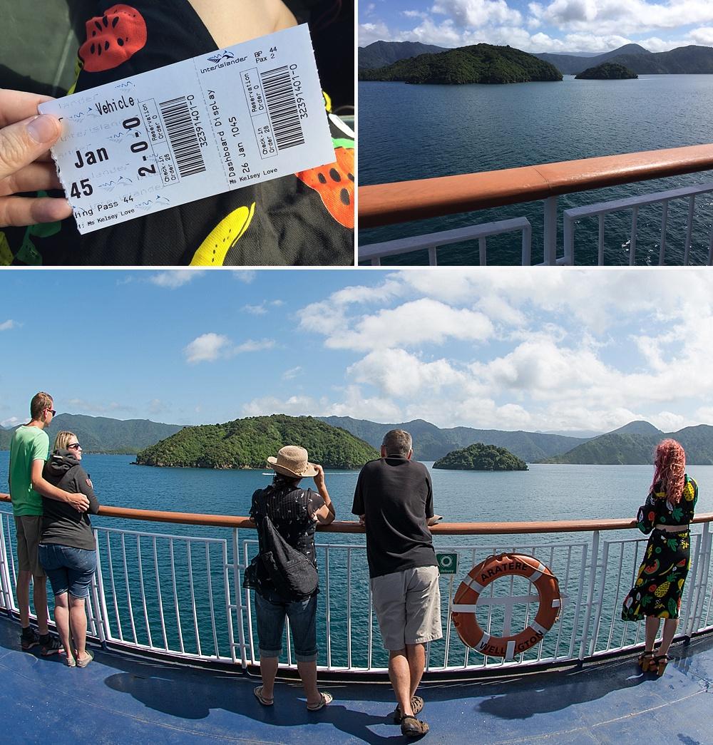 interislander ferry picton to wellington review