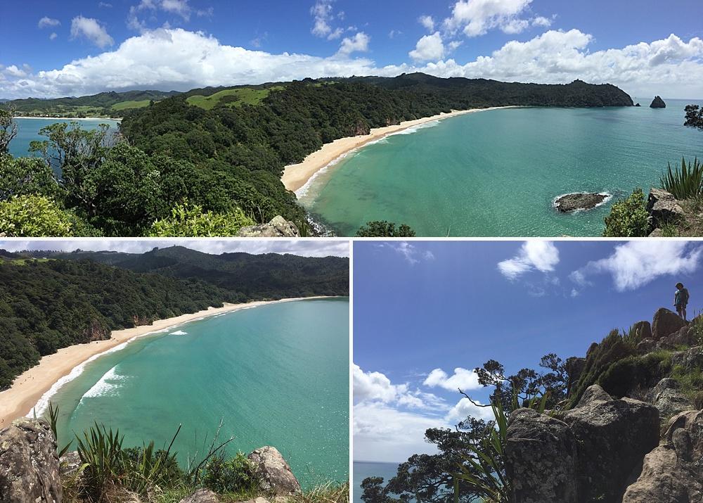 new chums beach walk