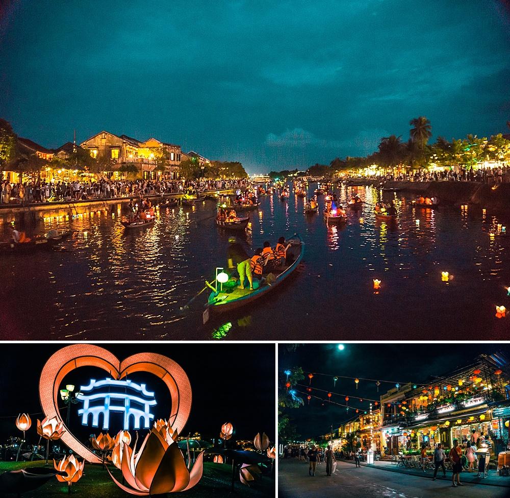 lantern festival hoi an vietnam 2018