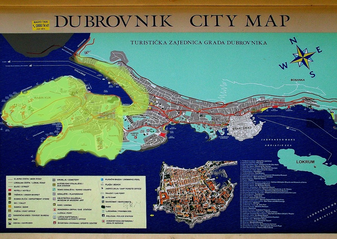 where you should live in dubrovnik croatia