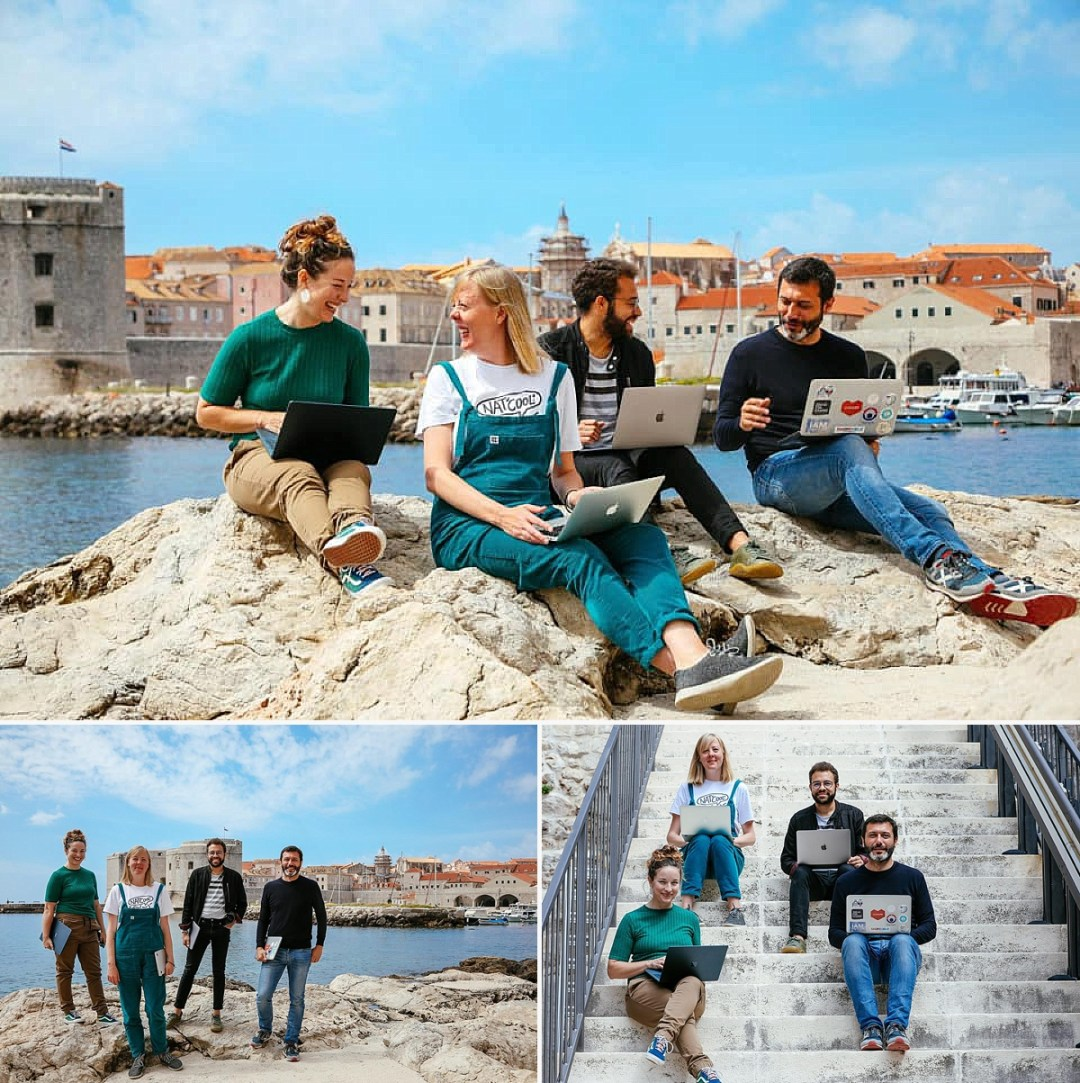 slobodna newspaper photos dubrovnik croatia
