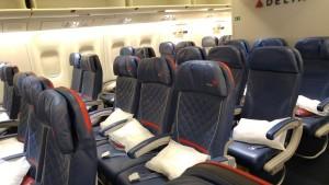 Comfort Plus on a 767-300ER