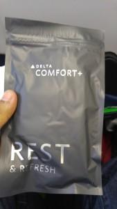 Delta Comfort Plus Pack