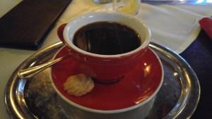 Simple Black Coffee...
