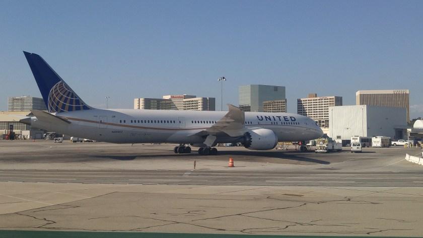United Dreamliner
