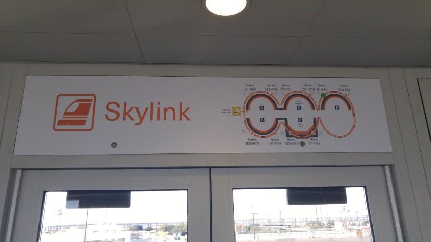 SkyLink Map
