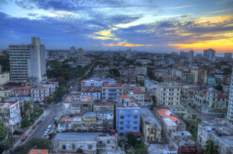 Havana, Cuba - goodbye