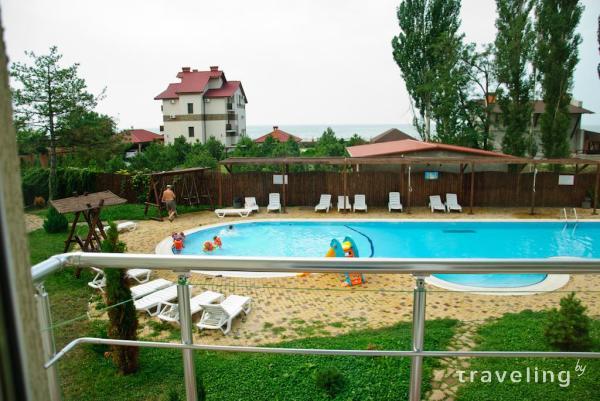 Отель Дельфин, Коблево, Украина - описание, отзывы ...