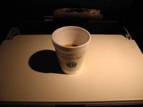 Why Airline Crews Skip The Coffee And Tea On Board