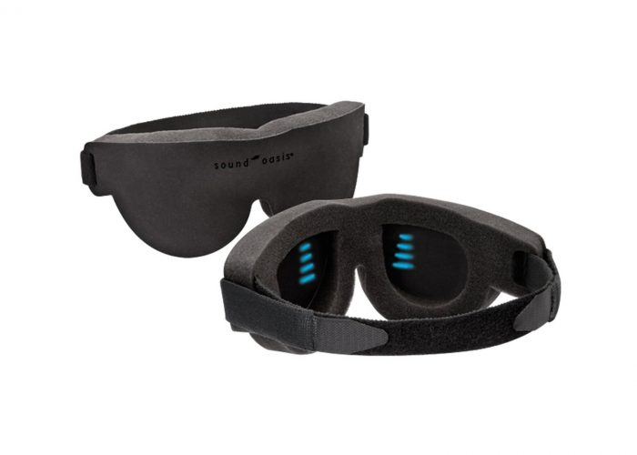 light therapy eye mask