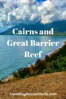 Cairns, the gateway to the Great Barrier Reef, has much to offer!