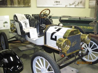 The Wonderful Model T Museum- Picture by Rose Hammitt