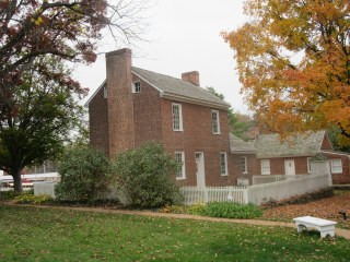 The Sappington House combine fun and history