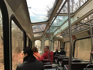 A Ride on the Incline Railway!