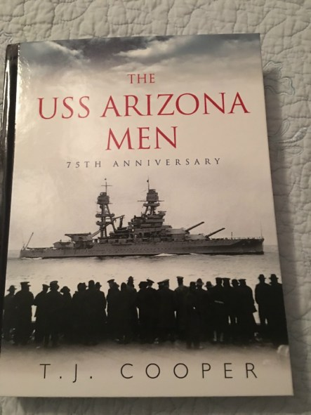 The story of those lost and history of the USS Arizona men.