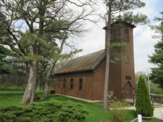 The Little Brown Church - a visit!