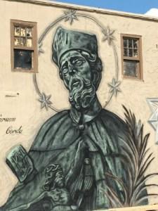 Murals in the Czech Village