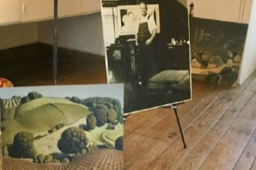 Grant Wood's Studio, a place of inspiration and work