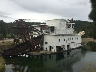 Mining in the Sumpter Valley and beyond offers history galore